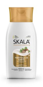 SKALA CREME HIDRATANTE MANTEIGA DE KARITÉ 400ml