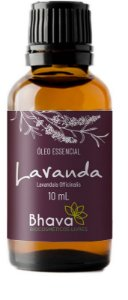 BHAVA ÓLEO ESSENCIAL DE LAVANDA CERTIFICADO IBD NATURAL 10ml