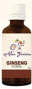 ALMA FEMININA FLORAL DE GINSENG 30ml