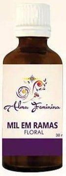 ALMA FEMININA FLORAL DE MIL EM RAMAS (ACHILLEA MILLEFOLLIUM) 30ml