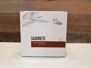 BEE BASICS SABONETE ARGILA VERMELHA