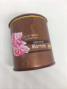 ARGILA MARROM 100 GR