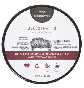BIOZENTHI BELLOTRATTO POMADA PARA BARBA 30ml