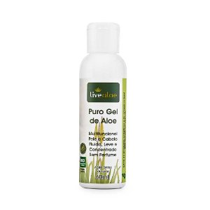 LIVEALOE PURO GEL DE ALOE 60ML