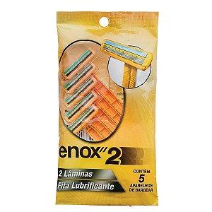 ENOX APARELHO DE BARBEAR  2 COM 5