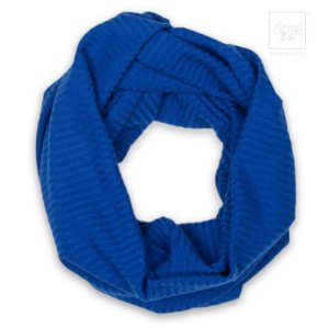 Gola Cachecol Azul Royal close2u® Baby.&.kids