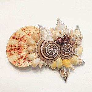 Presilha de Conchas Mers