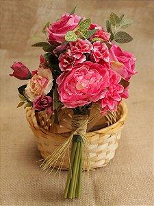 Buquê de Flores Noiva Freya