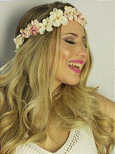 Tiara de Flores Mayala