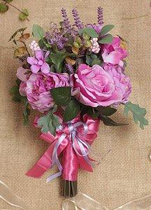Buquê de Flores Noiva Esme