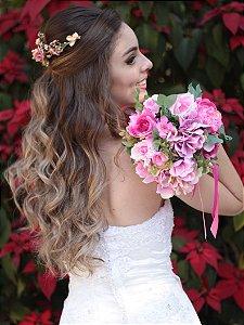 Buquê de Flores Noiva Poetisa