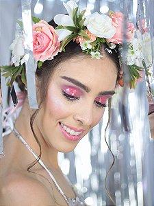 Tiara de Rosas Ophelia