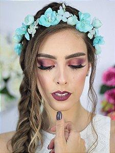 Tiara de Flores Tiffany