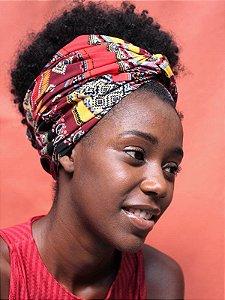 Turbante Aberto Luanda