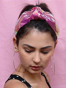 Tiara Chloe Holográfica Pink