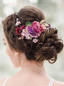 Arranjo de Flores Amada Amante