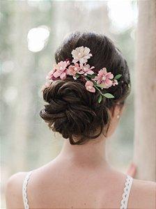 Arranjo de Flores Florenza Rosê