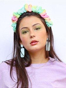 Tiara Scrunchie Tie Dye