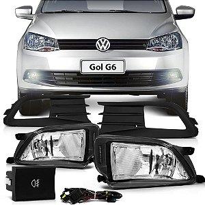 Kit Farol de Neblina/ Milha Volkswagen Gol G6