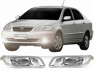 Kit Farol de Neblina/ Milha Toyota Corolla 2005/2008