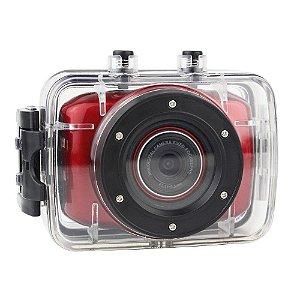 Camera Filmadora Prova D' Àgua Sportcam HD
