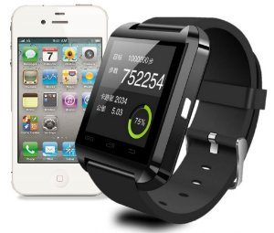 Relógio Smartwatch U8 Android Iphone Inteligente