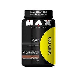 Whey Pro - Max Titanium