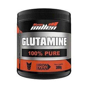 Glutamine 100% Pure - Pote 300g - New Millen
