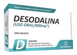 Desodalina - SANIBRAS