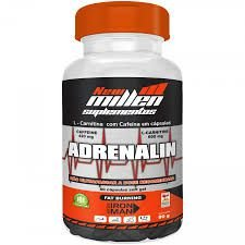 Adrenalin L-Carnitine + Cafeine - NEW MILLEN
