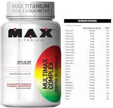 Multimax Complex - MAX TITANIUM