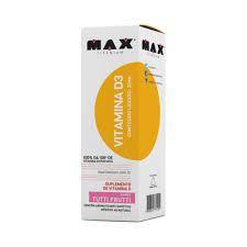 Vitamina D3 - MAX TITANIUM