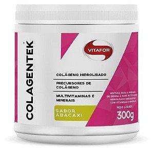 Colageno Hidrolisado Colagentek - 300g - Vitafor