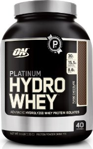 Platinum Hydro Whey -  3,5Lbs - Optimum Nutrition