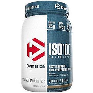 ISO 100  Hydrolyzed - 1,6Lbs - Dymatize