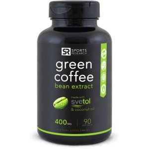 Green Coffee 90 Liquid Softgels - Frete Economico