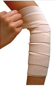 Atadura Elástica - Bandagem - Tamanho: 15cm x 120cm
