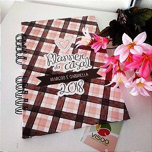 Planners e Cadernos Personalizados