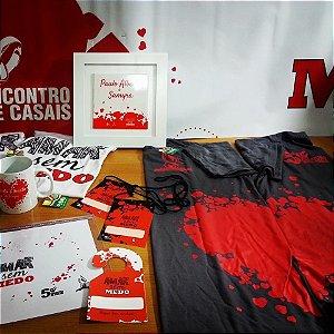 Kit de Casais Amar sem medo