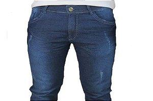 Calça Jeans Masculina Slim Modelo 4