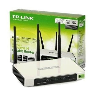 Roteador TP-LINK TL-WR941ND Wireless N 300Mbps