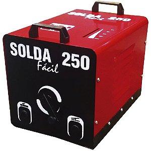 Fonte Solda Fácil 250A Lincoln Electric