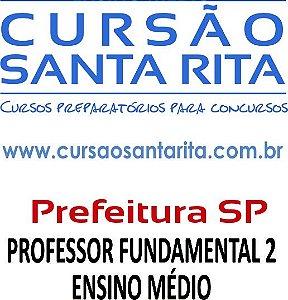 APOSTILA PREFEITURA DE SP 2016 - Parte Geral Pedagógica