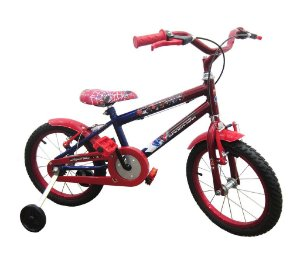 Bicicleta Infantil 16 Homem Aranha