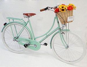 Bicicleta Vintage Retrô - Ísis Plus Green