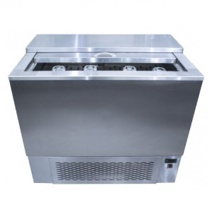 Freezer para Canecas de Chopp - Freezer para Copos