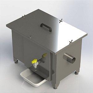 Caixa de Gordura – Caixa de Decantação Separa Óleo da Água