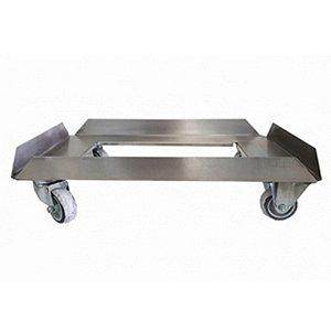 Carro Chassi - Carro Tartaruga para Gavetas de Lavadoras