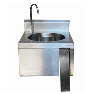 Pia de Assepsia Acionamento pelo Joelho - Lavatórios de mãos / Hand Wash