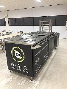 Linha de Devolução Inteligente - Separe na origem os resíduos e facilite sua operação